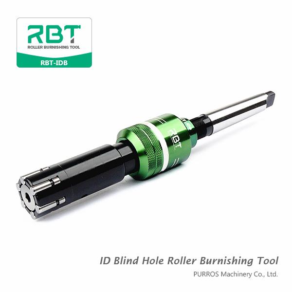 Encontrar la ID de calidad Herramienta de bruñido de rodillos ciegos RBT-IDB de nosotros.