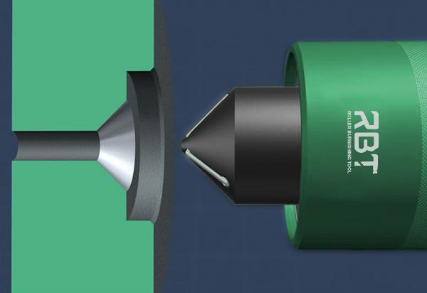 ID Herramientas de bruñido de rodillo cónico Fabricante, exportador y proveedor de RBT-IDTP