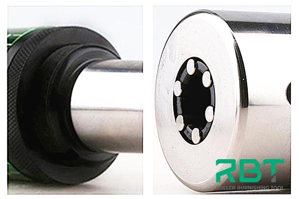 Herramienta de bruñido de rodillo OD (herramienta de bruñido de rodillo de diámetro exterior) RBT-OD