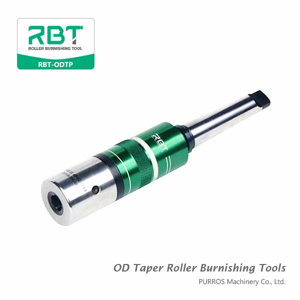 Herramientas de bruñido de rodillos cónicos OD RBT-ODT Fabricante, exportador de herramientas de bruñido de rodillos cónicos OD, exportador de herramientas de bruñido de rodillos cónicos OD