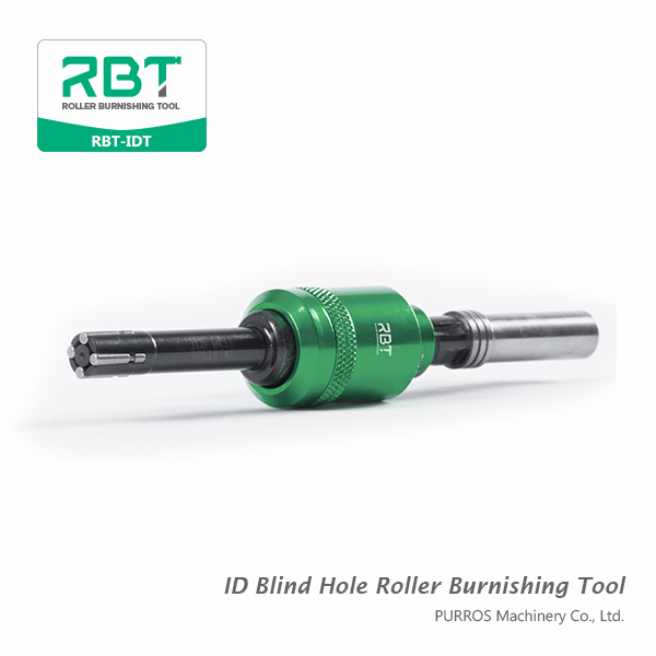 RBT ID Blind Roller Burnishing Tool, Roller Burnishing Tool Supplier
