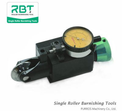 Slim Shaped Single Roller Groove Burnishing Tool, Universal Roller Burnishing Tools, Single Roller Groove Burnishing Tool Manufacturer, Universal Burnishing Tools Supplier, Universal Burnishing Tools for Sale, Cheap Universal Burnishing Tools, Single Roller Burnishing Tool with Force Gauge